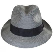 Craig Straw Fedora Hat alternate view 2