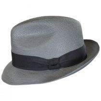 Craig Straw Fedora Hat alternate view 3