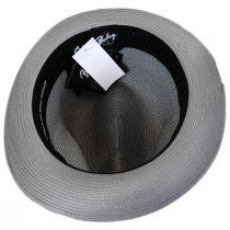 Craig Straw Fedora Hat alternate view 4