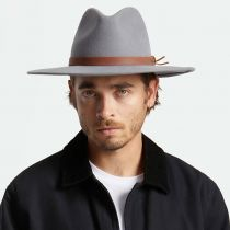 Field Proper Wool Felt Fedora Hat alternate view 36