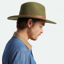 Field Proper Wool Felt Fedora Hat alternate view 6