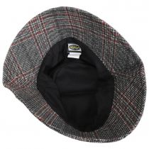 Morelia Plaid Wool Blend Bucket Hat alternate view 4