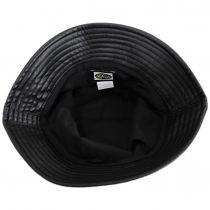Roderick Vegan Leather Bucket Hat alternate view 4
