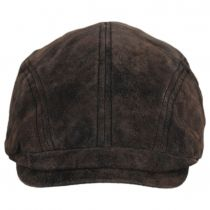 Sabre Weathered Leather Ivy Cap alternate view 6