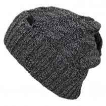 Cable Knit Beanie Hat alternate view 2