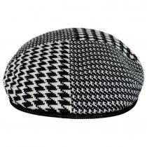 Abstract Houndstooth 504 Ivy Cap alternate view 2