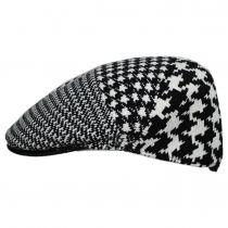 Abstract Houndstooth 504 Ivy Cap alternate view 3