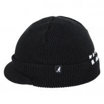 Sliced Peak Billed Beanie Hat alternate view 2