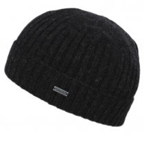 Pull-On Lambswool Beanie Hat alternate view 2