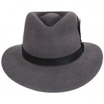 Abbott Lanolux Wool Felt Fedora Hat alternate view 2