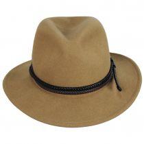 Nelles LiteFelt Wool Fedora Hat alternate view 2