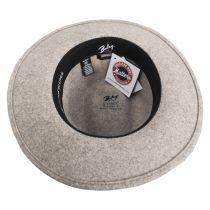Burnell LifeFelt Wool Fedora Hat alternate view 4