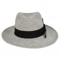 Burnell LifeFelt Wool Fedora Hat alternate view 6
