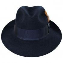 Temple Fur Felt Fedora Hat alternate view 240