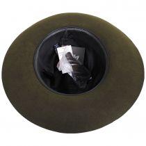 Burgan Fur Felt Fedora Hat alternate view 16