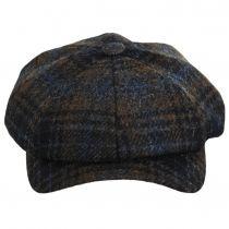 Mallalieus Tartan British Wool Newsboy Cap alternate view 10