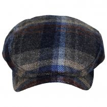 Robert Noble Plaid Scottish Wool Ivy Cap alternate view 2