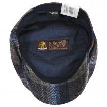 Robert Noble Plaid Scottish Wool Ivy Cap alternate view 8