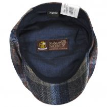 Robert Noble Plaid Scottish Wool Ivy Cap alternate view 32
