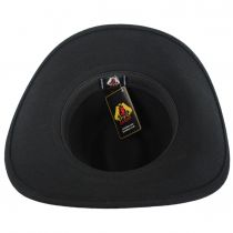 Wyatt Wool Felt Western Cowboy Hat alternate view 4