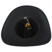 Wyatt Wool Felt Western Cowboy Hat alternate view 8