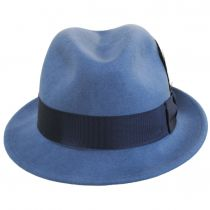 Tino Wool Felt Trilby Fedora Hat - VHS Exclusive Colors alternate view 13