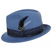 Tino Wool Felt Trilby Fedora Hat - VHS Exclusive Colors alternate view 14