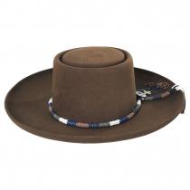 Tellus Wool Felt Gambler Hat alternate view 17
