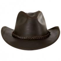 Buffalo Leather Western Hat alternate view 11