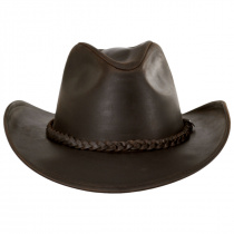 Buffalo Leather Western Hat alternate view 29