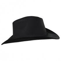 Buffalo Leather Western Hat alternate view 6
