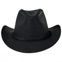 Buffalo Leather Western Hat alternate view 35