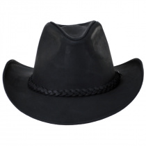 Buffalo Leather Western Hat alternate view 47