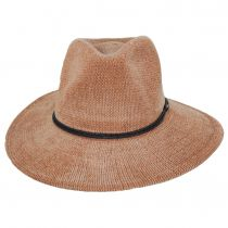 Celaya Knit Chenille Safari Fedora Hat alternate view 6