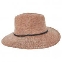 Celaya Knit Chenille Safari Fedora Hat alternate view 7