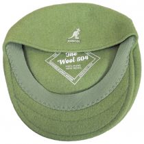 Fashion Teal Wool 504 Ivy Cap alternate view 52
