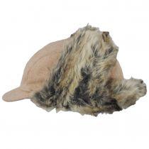 Wool Blend Aviator Hat alternate view 3