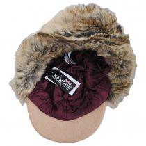 Wool Blend Aviator Hat alternate view 4