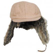 Wool Blend Aviator Hat alternate view 6