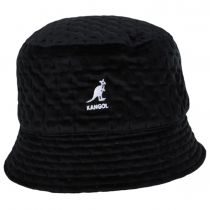 Dash Quilted Bin Bucket Hat with Earflaps alternate view 2