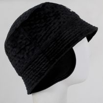 Dash Quilted Bin Bucket Hat with Earflaps alternate view 7
