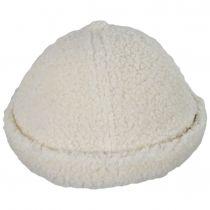Plush Skull Cap Beanie Hat alternate view 6