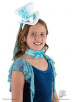 Alice Top Hat and Collar Set