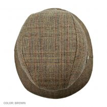 Plaid Walking Fedora Hat