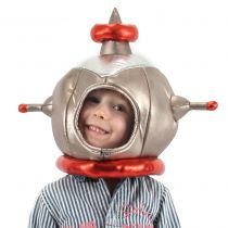 Space Man Helmet in