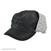 Planetarium Reversible Trapper Hat