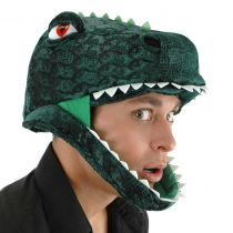 T-Rex Hat alternate view 2