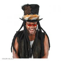 Witch Doctor Top Hat alternate view 2
