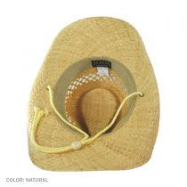 Maggie May Straw Western Hat alternate view 6