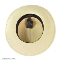 Habana Cuenca Panama Straw Hat in